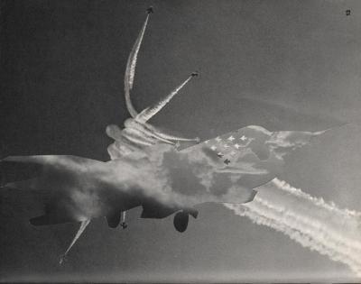 Michalis Pichler, clouds & sky #13, paper collage, 28x23cm