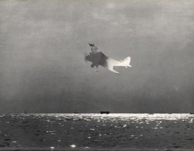 Michalis Pichler, clouds & sky #34, paper collage, 28x23cm