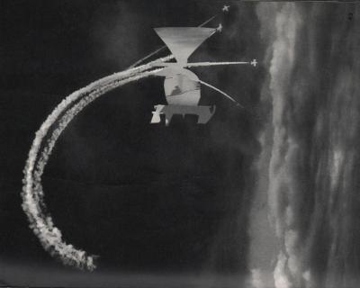 Michalis Pichler, clouds & sky #43, paper collage, 28x23cm