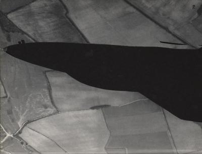 Michalis Pichler, clouds & sky #79, paper collage, 28x23cm