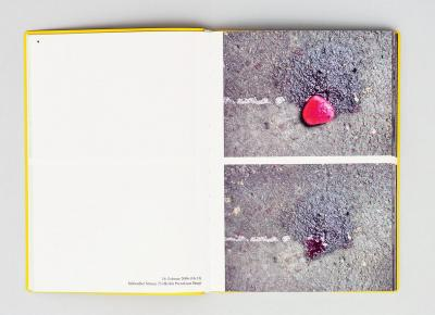 Michalis Pichler, Hearts (Frankfurt: Revolver, Contemporary Art Publishing, Athens: Agra Publishing, 2008).