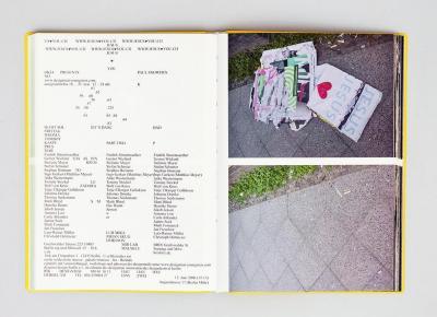 Michalis Pichler, Hearts (Frankfurt: Revolver, Contemporary Art Publishing, Athens: Agra Publishing, 2008).