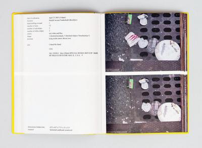 Michalis Pichler, stars & stripes / new york garbage flag profile (Frankfurt: Revolver, Contemporary Art Publishing, Athens: Agra Publishing, 2005).