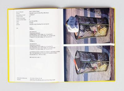 Michalis Pichler, stars & stripes / new york garbage flag profile (Frankfurt: Revolver, Contemporary Art Publishing, Athens: Agra Publishing, 2005).