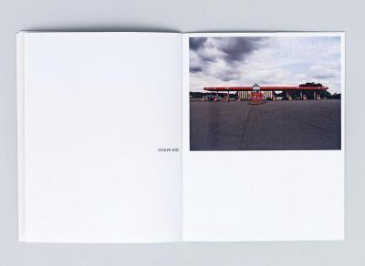 Michalis Pichler, TWENTYSIX GASOLINE STATIONS (New York: Printed Matter, Inc., 2009).