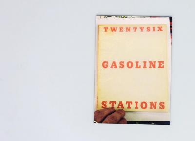 Michalis Pichler, Twenty six gasoline stations 2009 (Berlin: self-published, 2009).