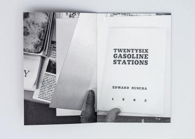 Michalis Pichler, Twenty six gasoline stations 2009 (Berlin: self-published, 2009).