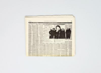 "Michalis Pichler, ""WAR"" Diary (Frankfurt: Revolver, Contemporary Art Publishing, 2005)."