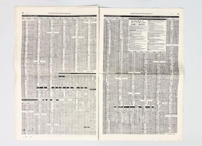 "Michalis Pichler, ""WAR"" Diary (Frankfurt: Revolver, Contemporary Art Publishing, 2005)."