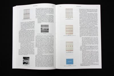 Pichler Michalis, Thirteen Years: The materialization of ideas from 2002 to 2015 (Softcover) (Leipzig: Spector Books, New York: Printed Matter, Inc., 2015).