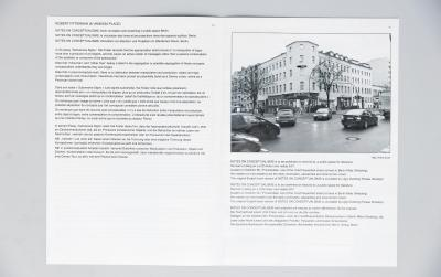 "Michalis Pichler, JULY, AUGUST, SEPTEMBER 2012 (Berlin: ""greatest hits"", 2012)."