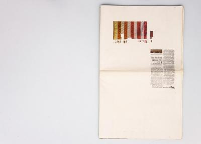 Michalis Pichler, New York Times Flag Profile (New York: self-published, 2003).