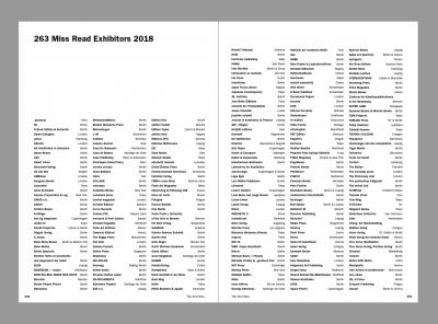 , Publishing Manifestos (Beta Version) (Berlin: MISS READ, 2018).
