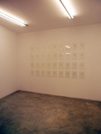 THIRTYSIX LITHOGRAPHED SONNETS at ed. Christophe Daviet-Thery, 2013