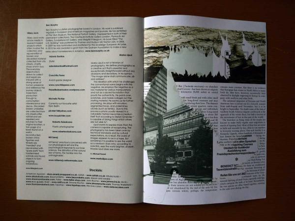 car park magazine # 3, London 2011: Untitled (cowboy), Michalis Pichler