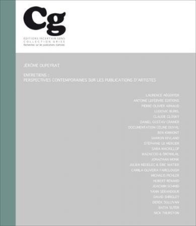 Entretiens : perspectives contemporaines sur les publications d'artistes