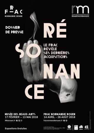 RÉSONANCE - MUSÉE DES BEAUX-ARTS Esplanade Marcel Duchamp 76000 Rouen