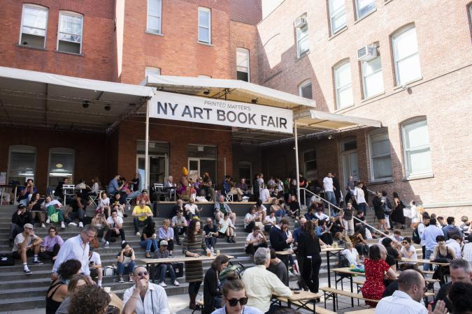NY Art Book Fair 2019, MoMA PS1