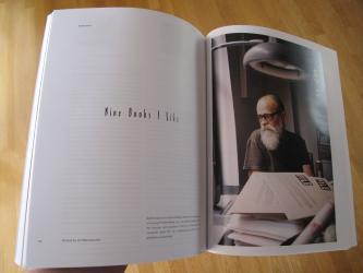 AA BRONSON : NINE BOOKS I LIKE