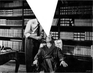 John Stezaker, Blind No.1, Conceptual Poetics Day