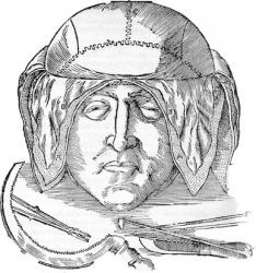 Head Image taken from Johannes Dryander. Anatomiae, hoc est, Corporis Humani Dis