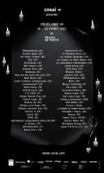 Oct 19-21 2012, Salon Light, Palais de Tokyo, Paris