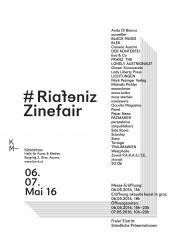 #Riafeniz, Künstlerhaus / Halle für Kunst & Medien Graz, May 6-7 2016