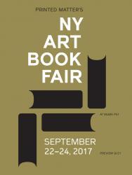 THE NY ART BOOK FAIR 2017